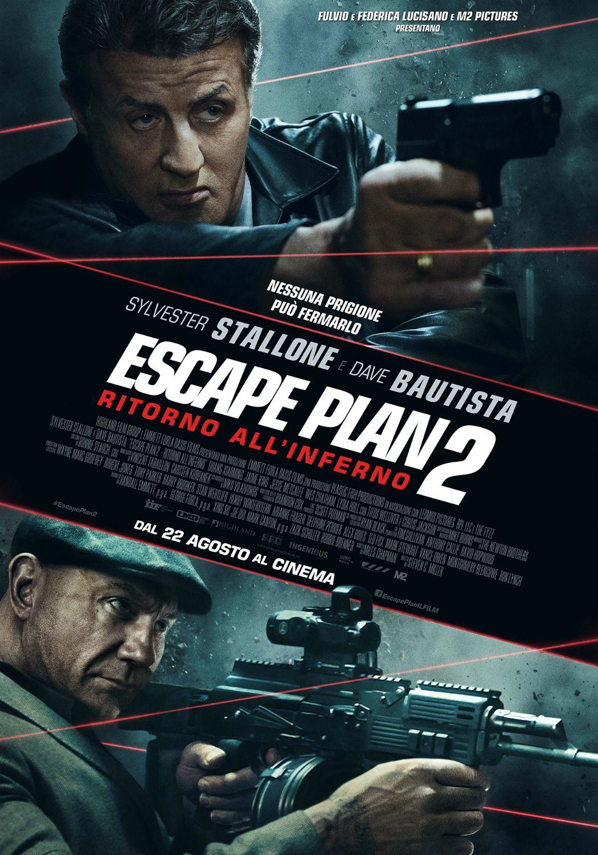 escape plan 2 cast