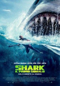 shark streaming ita