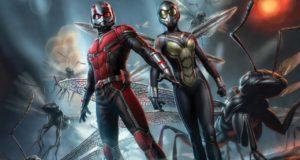 antman and wasp streaming ita