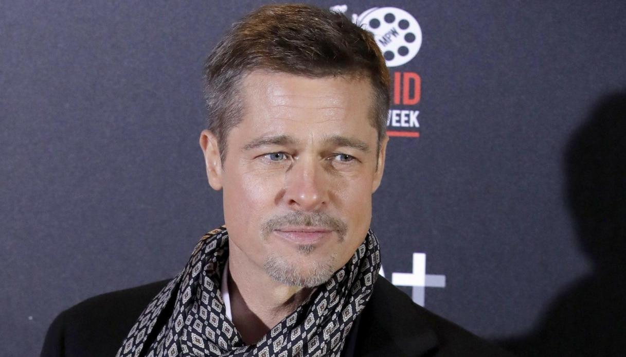 Brad Pitt copia fidanzate