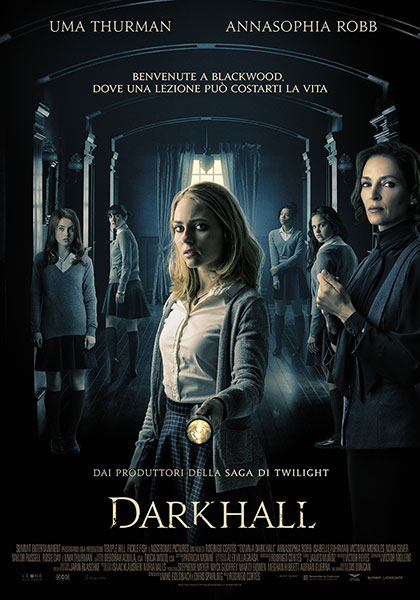dark hall cast