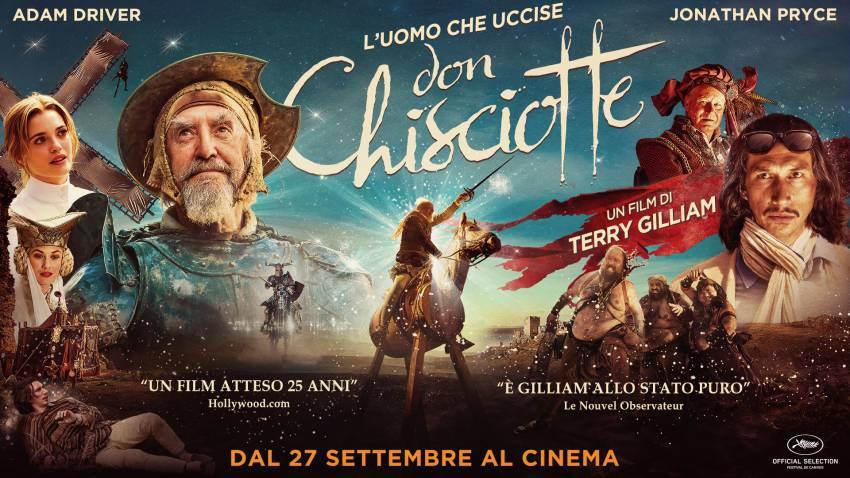 film don chisciotte streaming