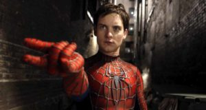tobey maguire fisico