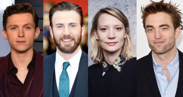 Pattinson Holland Evans Wasikowska