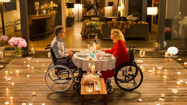commedia francese disabilità