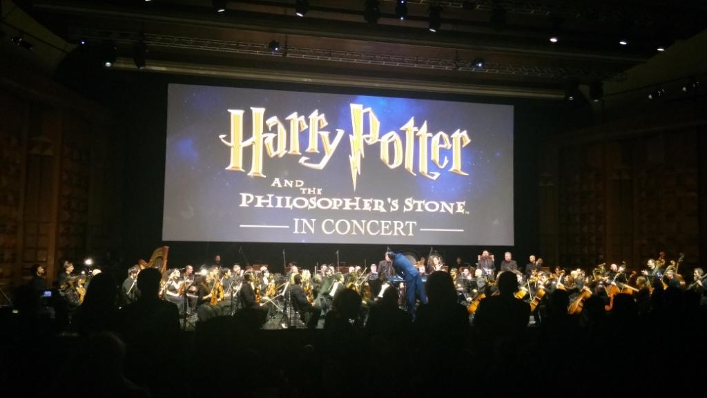 harry potter concerti