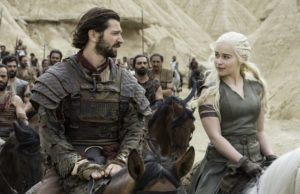 Game Thrones ritorno Daario