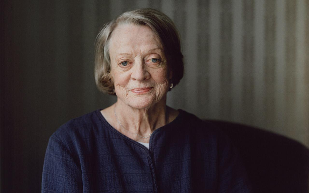 maggie smith morta