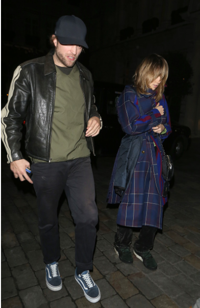 Robert Pattinson Kristen Stewart risalente di nuovo