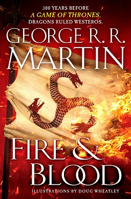 fire blood libro