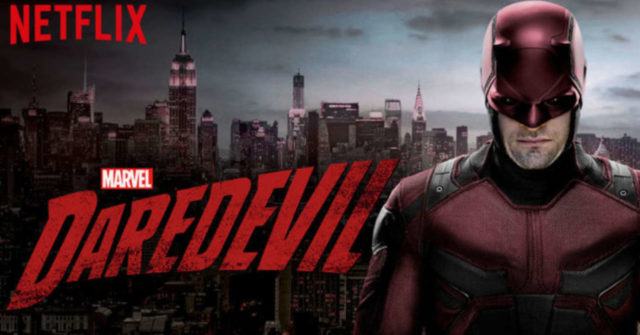 Daredevil cancellata