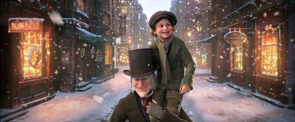 A Christmas Carol film 2009