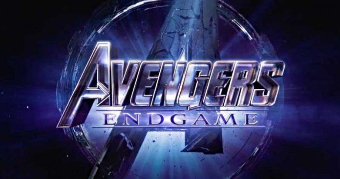 Avengers 4 Title Endgame