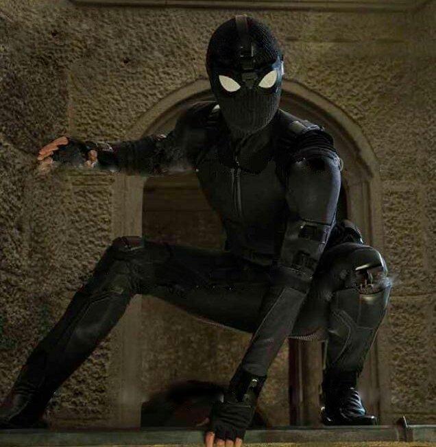 Spider Man Stealth