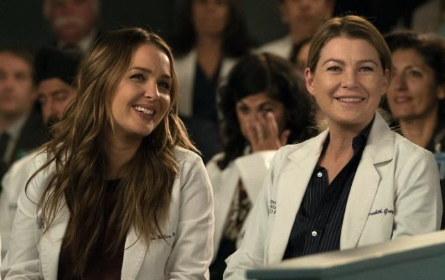Grey's Anatomy episodio speciale