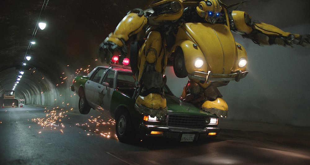 bumblebee film foto