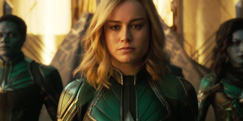 Captain Marvel secondo trailer