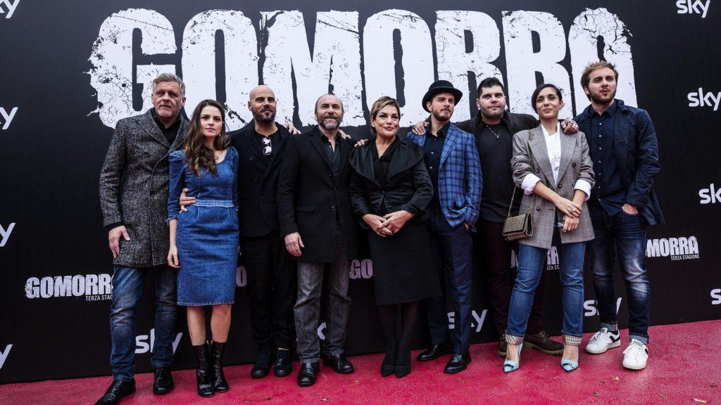 cast gomorra 4