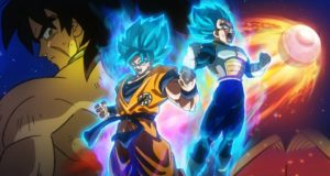 Dragon Ball Super Broly uscita italia