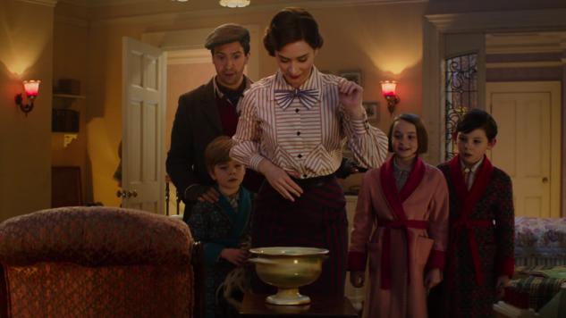 poppins return