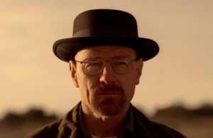 Cranston ritorna Walter White
