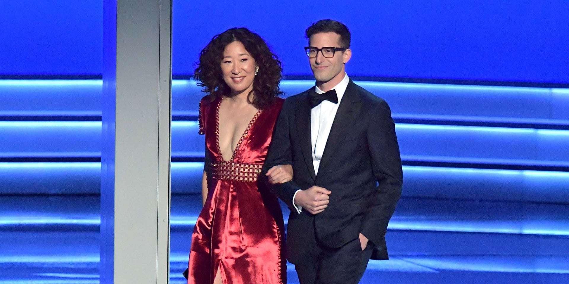 Sandra Oh e Andy Samberg
