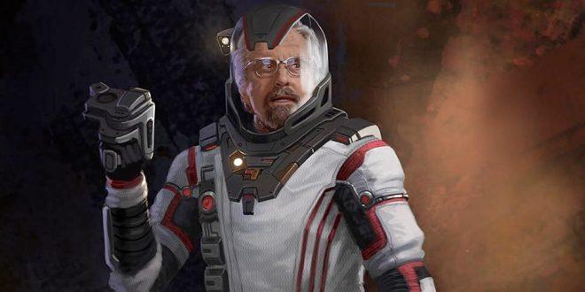 Hank Pym Regno Quantico