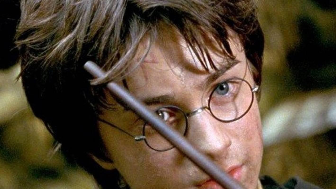 Potter Cicatrice Saetta Potrebbe Non Essere Un Fulmine