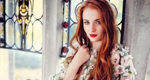 Sansa Stark capelli