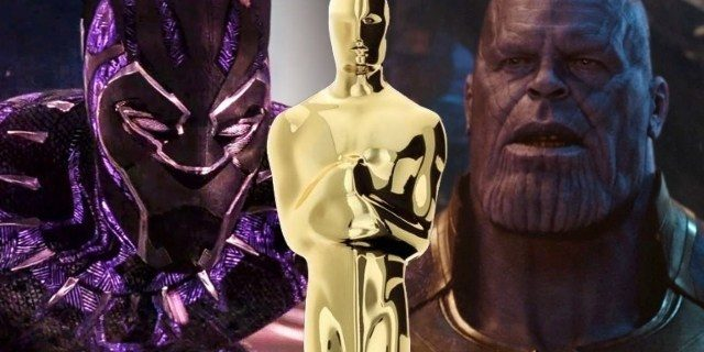 Marvel candidature Oscar