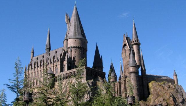 Rowling bagni Hogwarts