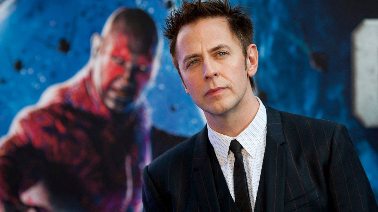 James Gunn Guardiani