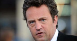 Matthew Perry terapia
