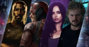 Netflix cancella serie Marvel