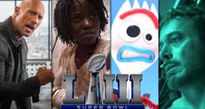 Super Bowl trailer mostrati