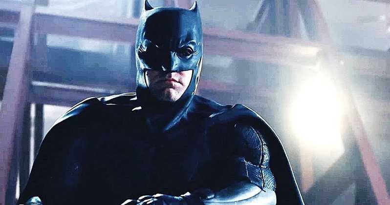 Ben Affleck addio Batman