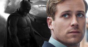 Armie Hammer trattative Batman