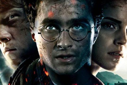 Harry Potter serie Malandrini
