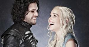 Jon Daenerys scena hot