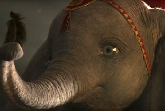 Dumbo recensione Burton