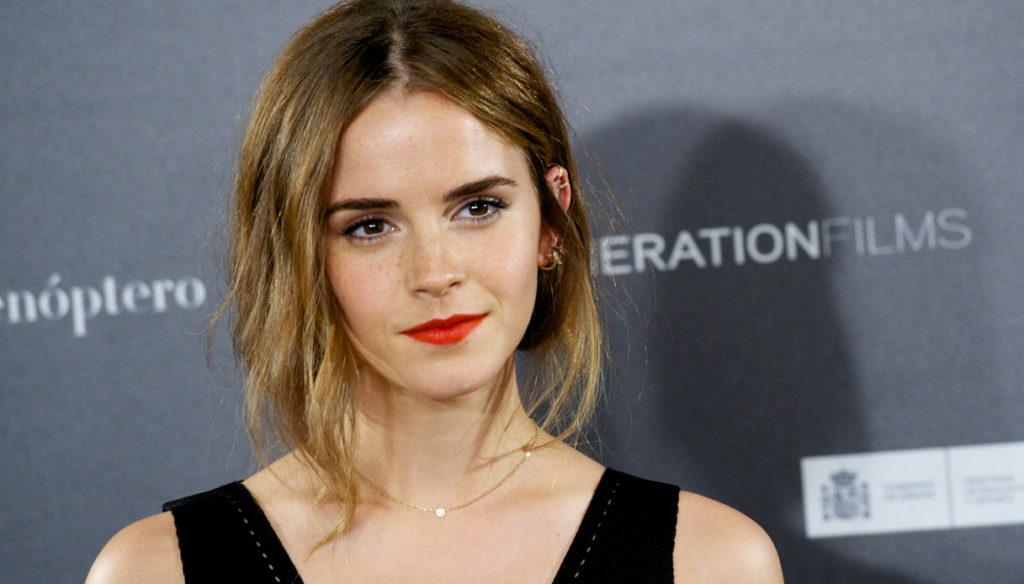 Emma Watson Vedova Nera