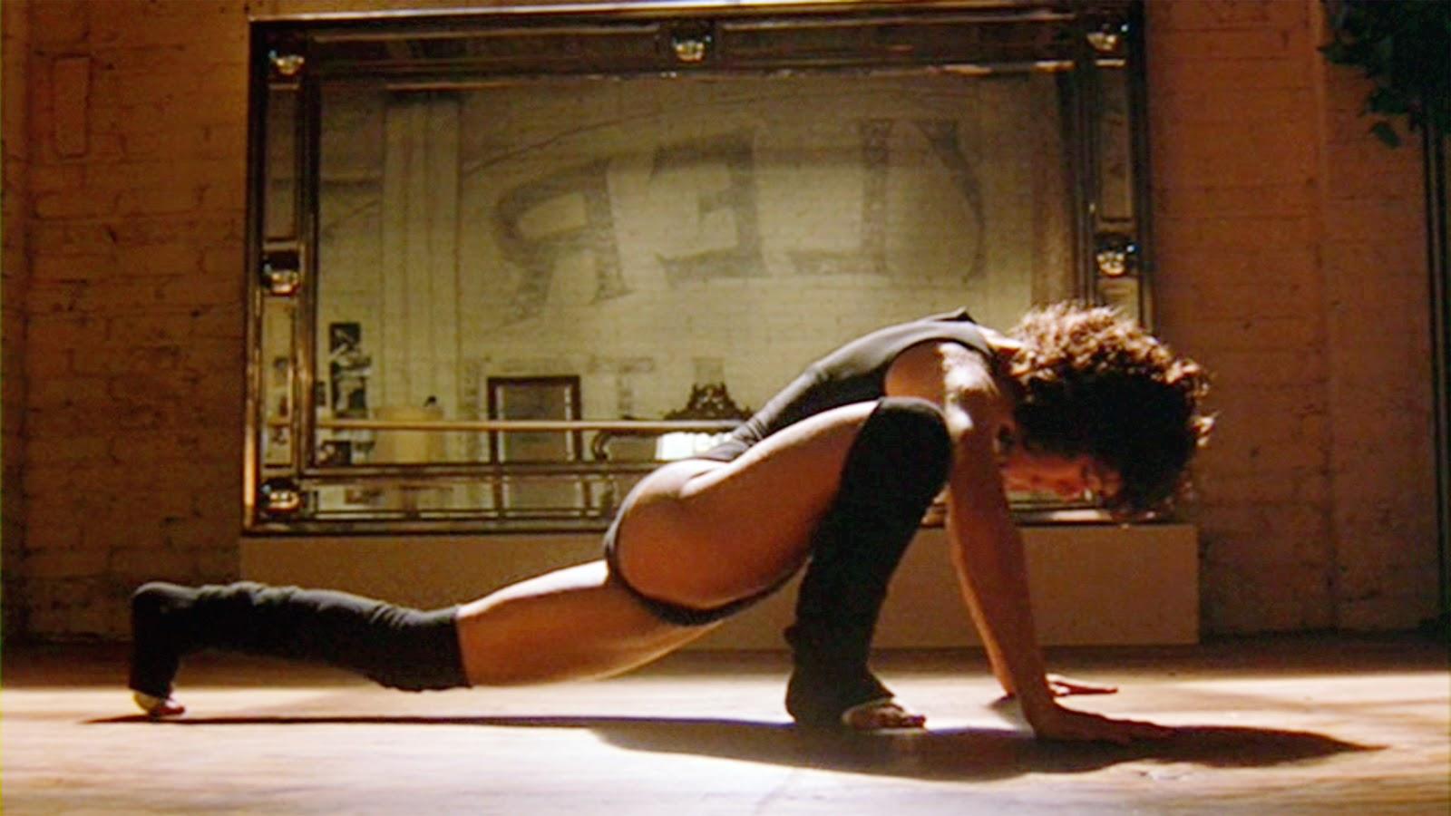 protagonista flashdance oggi