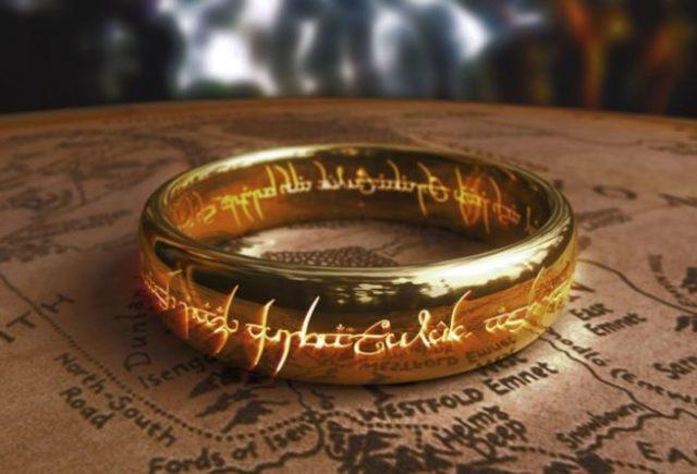 Aragorn Signore Anelli serie