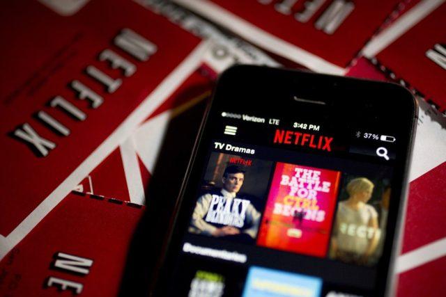 Netflix password condivisa