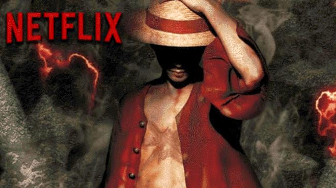 Piece Oda Netflix
