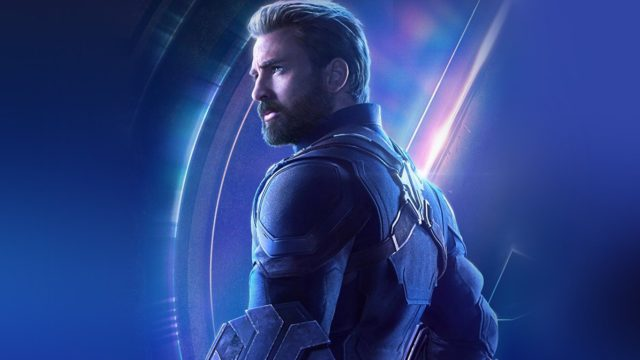 Endgame morte Captain America