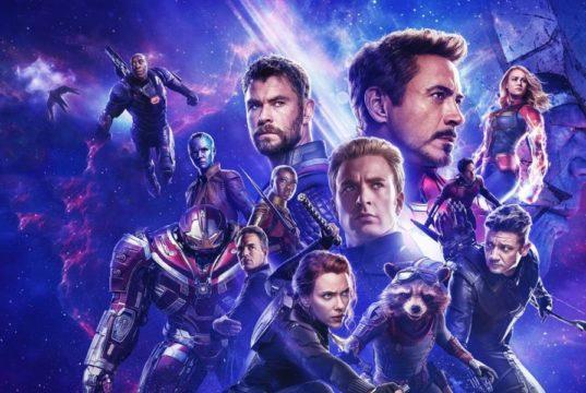 Avengers Endgame streaming ita