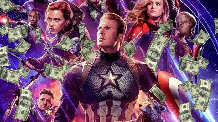 Avengers Endgame incassi