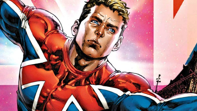 Captain Britain Fase 4