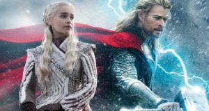 Thor Daenerys somiglianza